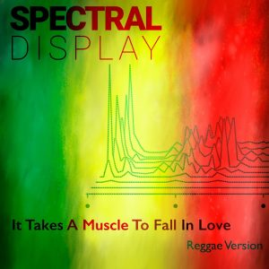 Release of the single 'It Takes A Muscle To Fall In Love (Reggae Version)